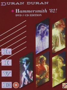 Duran Duran Live at Hammersmith '82