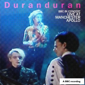 Duran Duran BBC In Concert Manchester Apollo 25th April 1989