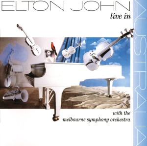 Elton John Live in Australia with the Melbourne Symphony Orchestra