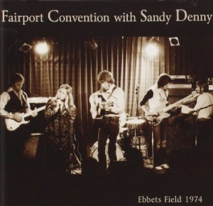 Fairport Convention with Sandy Denny Ebbets Field 1974