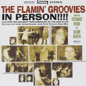 The Flamin' Groovies In Person