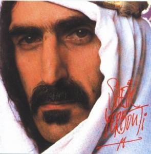 Frank Zappa Sheik Yerbouti
