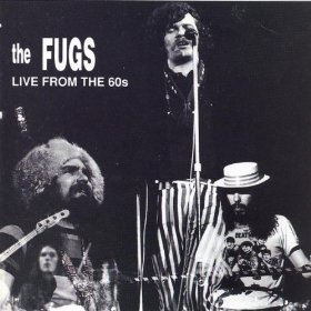 The Fugs Live From the 60's