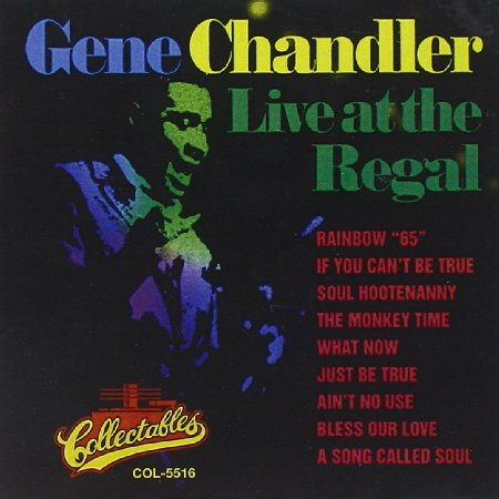Gene Chandler - The Best Of Gene Chandler