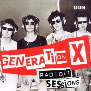 Generation X Radio 1 Sessions