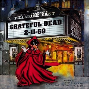 Grateful Dead Live at the Fillmore East 2-11-69