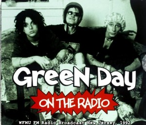 Green Day On The Radio