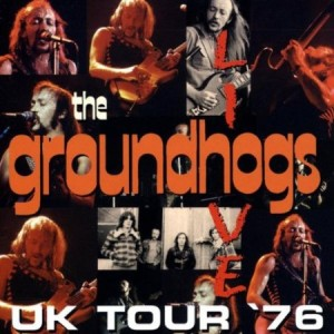 The Groundhogs Live UK Tour 76