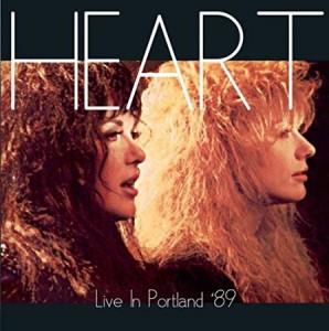 Heart Live In Portland 89