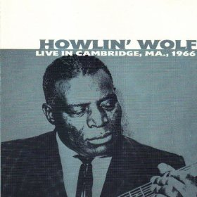 Howlin' Wolf Live in Cambridge Ma 1966