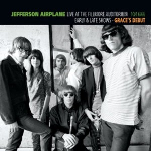 Jefferson Airplane Live At The Fillmore Auditorium 10/16/66
