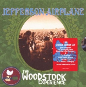 Jefferson Airplane The Woodstock Experience