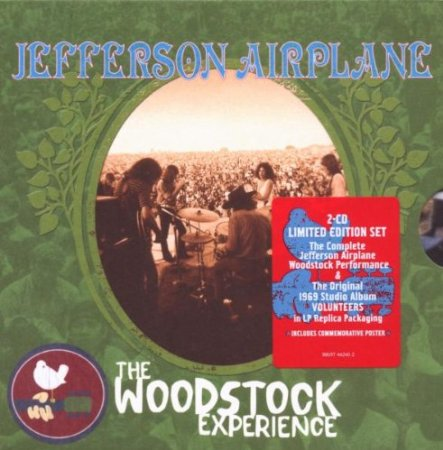 Jefferson Airplane The Woodstock ExperienceThe Best Live Albums