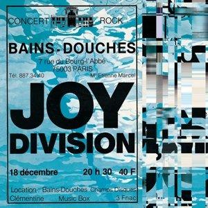 Joy Division Les Bains Douches 18 December 1979