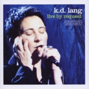 k d lang Live by Request
