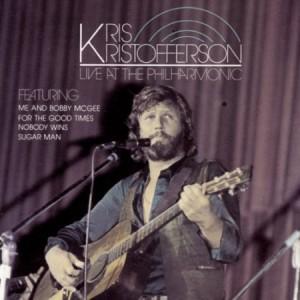 Kris Kristofferson Live at the Philharmonic