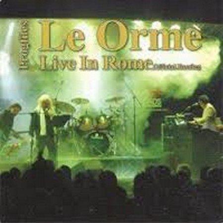 Le Orme Progfiles Live In Rome