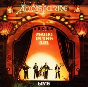 Lindisfarne Magic In The Air