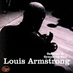 Louis Armstrong Satchmo at Symphony Hall