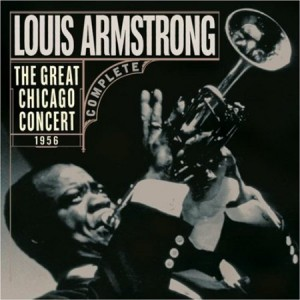 Louis Armstrong The Great Chicago Concert 1956 Complete