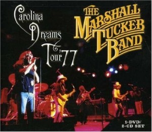 The Marshall Tucker Band Carolina Dreams Tour 77