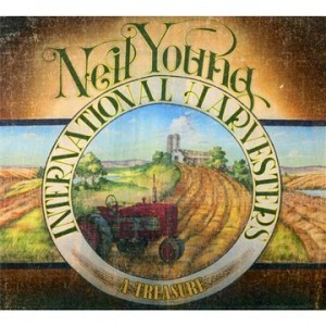 Neil Young A Treasure
