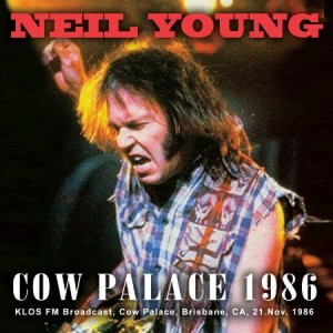 Neil Young Cow Palace 1986