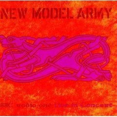 New Model Army BBC Radio 1 Live in Concert