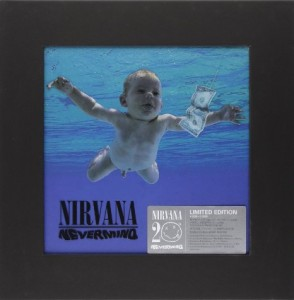 Nirvana Paramount 1991 (Nevermind Super Deluxe Box Set)