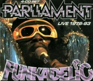 Parliament Funkadelic Live 1976-1993