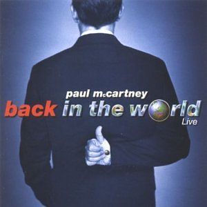 Paul McCartney Back In The World
