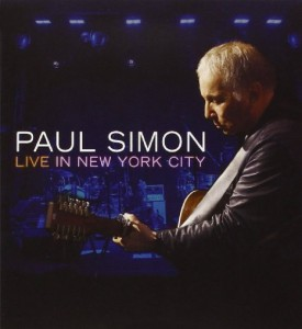Paul Simon Live In New York City