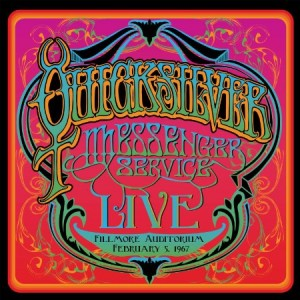 Quicksilver Messenger Band Fillmore Auditorium February 5 1967