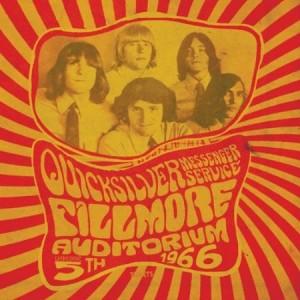 Quicksilver Messenger Service Fillmore Auditorium November 5 1966