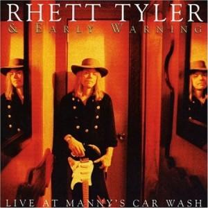 Rhett Tyler Live At Manny's Car Wash