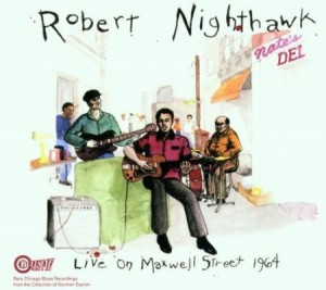 Robert Nighthawk Live On Maxwell Street