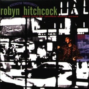 Robyn Hitchcock Storefront Hitchcock