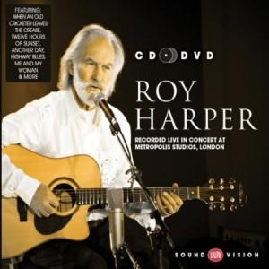 Roy Harper Live In Concert At Metropolis Studios