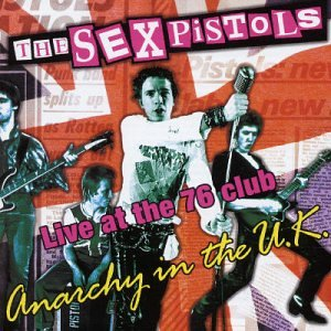 Sex Pistols Anarchy in the UK Live at the 76 Club