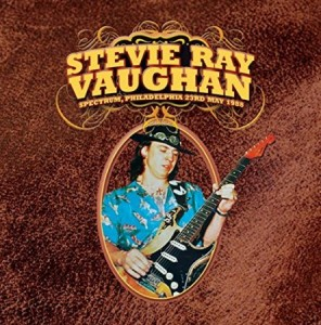 Stevie Ray Vaughan Spectrum Philadelphia 23rd May 1988