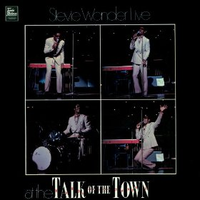 stevie wonder live at the talk of the town