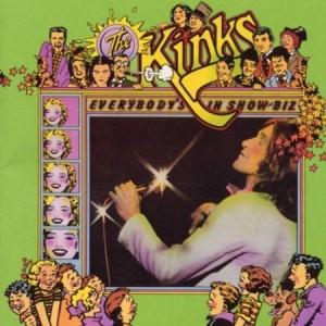 The Kinks Everybody's in Show-Biz