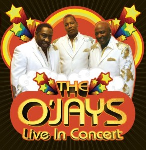 The O'Jays Live In Concert