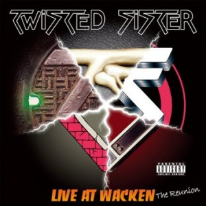 Twisted Sister Live At Wacken The Reunion