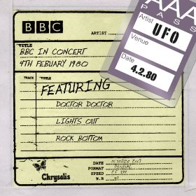 UFO BBC In Concert 4th February 1980