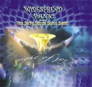 Widespread Panic Night Of Joy