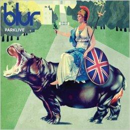 Blur ParkLive Live In Hyde Park, 12th August 2012