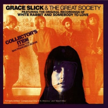 Grace Slick And The Great Society Collector's Item