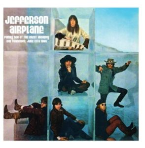 Jefferson Airplane Family Dog At The Great Highway