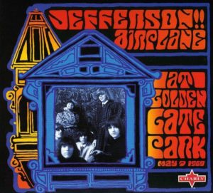 Jefferson Airplane At Golden Gate Park